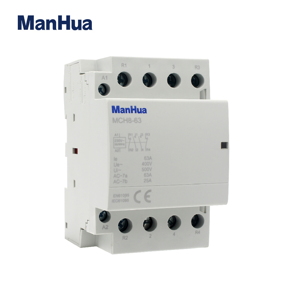 MCH8-63 4P 63A   contactor