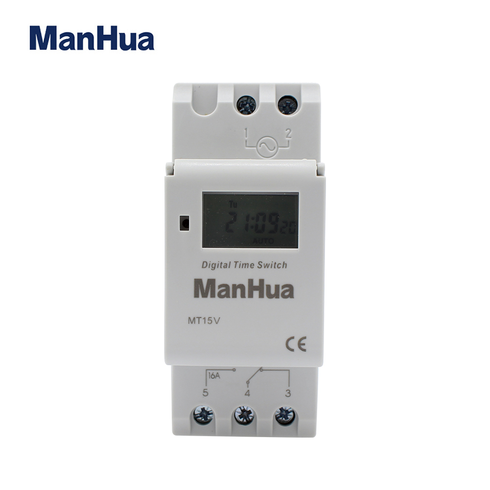 Digital Timer Switch MT15V