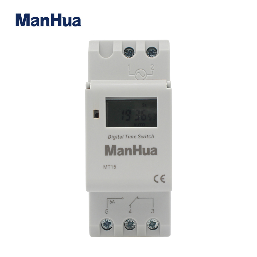 Digital Timer Switch MT15