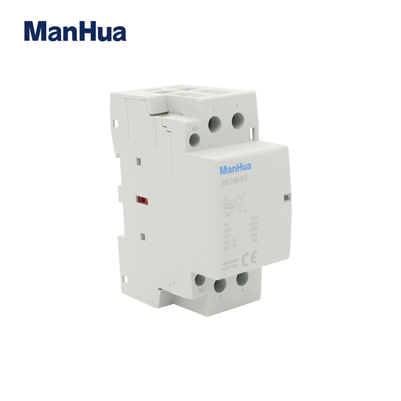 MCH8-63 2P  63A  contactor