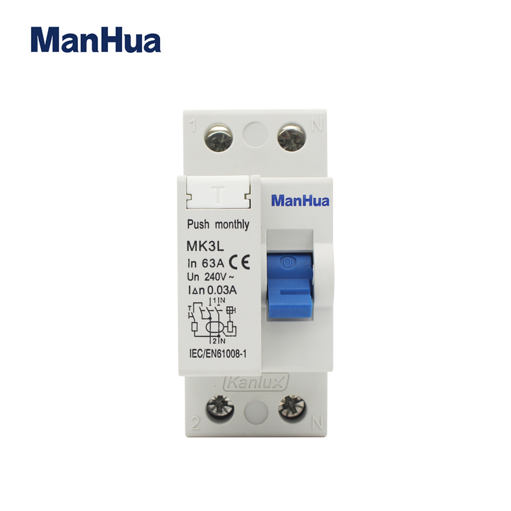 MK3L Residual Current Circuit Breaker